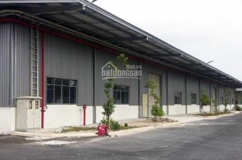 Cho thuê xưởng 10000m2, trong KCN ở Trảng Bom và Hố Nai, Giang Điền, Phú Sơn