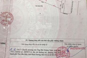 Mặt tiền Huỳnh Văn Lũy, Phú Lợi, kinh doanh mọi ngành nghề: 16 tỷ (431.5 m2)