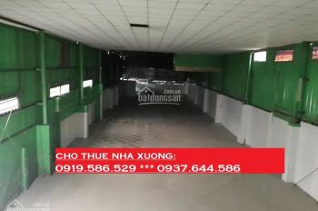 Cho thuê kho xưởng mới hết hạn hợp đồng 1630m2, giá 62 tr/tháng, Nguyễn Ảnh Thủ, Quận 12