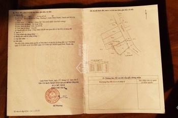 Chính chủ bán 60.9m2 đất tại 90/22 đường Vũ Tùng, Bình Thạnh. Liên hệ: 0904 433 369 Mr. Long