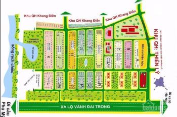 Bán đất nền 120m2 dự án An Thiên Lý, Dương Đình Hội, Q9, gần Đỗ Xuân Hợp, giá 25tr/m2, 0906.349.031