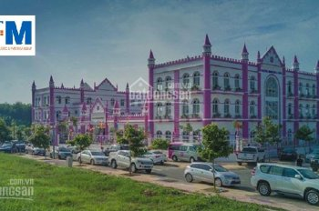 Bán gấp 2 lô đất liền kề đối diện trường mầm non á Châu, khu D2D, Võ Thị Sáu, 9.9 tỷ