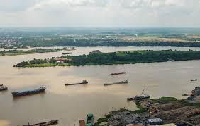Bán căn 2PN suất nội bộ Bcons, tầng trung, hướng Đông, mát mẻ, view ngã 3 sông Đồng Nai rất đẹp