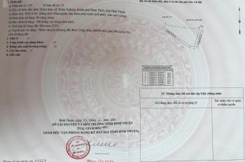 Bán đất sổ đỏ Thiện Nghiệp, gần sân bay Phan Thiết 1.5km, LH 0983661712