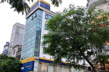 Cho thuê lô góc nhà mặt phố Trần Đại Nghĩa, 112m2, 7 tầng 1 hầm, MT 7.2m KD cực đẹp LH 0941298397