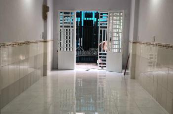 Nhà bán hẻm 390 Nguyễn Đình Chiểu, P4, Q3 hiện trạng 1 trệt 2 lầu 3x10m. DTSD 90m2 nhà mới đẹp 4PN