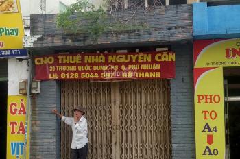 Cho thuê nhà HXH 81/2 Nguyễn Đình Chính, P15, Phú Nhuận