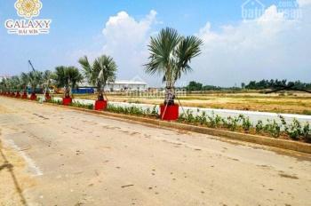 Đất khu dân cư nằm trong khu công nghiệp Tân Đức - Hải Sơn, mặt tiền đường 40m nối liền Tỉnh lộ 10
