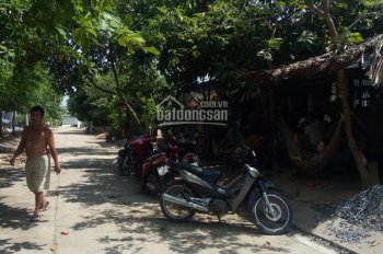 Cần bán nhà cấp 4 khu dân cư Bà Sáng, Bình Khánh, Cần Giờ. DT 5 x 24m, thổ cư 100%, giá bán 1.6 tỷ