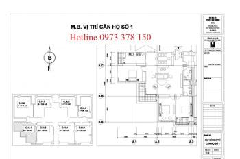 Bán chung cư N01- T2 Ngoại Giao Đoàn, 130, 132, 141m2. LH 0973.378.150
