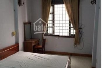 Cho thuê nhà riêng 30m2, 5 tầng, ngõ 33 Văn Cao, 3 phòng ngủ, 8 triệu/tháng