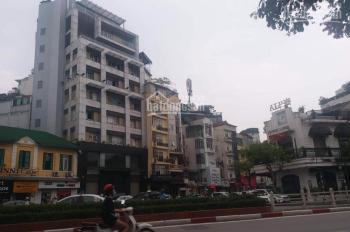 Tòa nhà mặt phố Nguyễn Thái Học 180m2 * 9 tầng, MT 11m kinh doanh, trung tâm