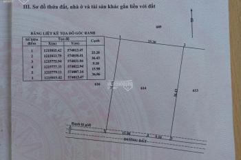 Bán gấp lô đất 25x37m, sổ riêng, thổ cư 300m2, giá rẻ tại xã Phước Thạnh, huyện Củ Chi