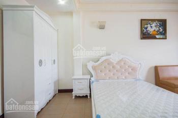 Cho thuê căn hộ dịch vụ 95 Nguyễn Phi Khanh, Quận 1, DT35m2, có ban công, bếp giá thuê 7.5tr/tháng