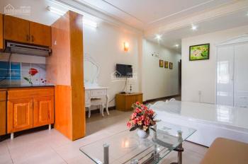 Cho thuê CHDV 95 Nguyễn Phi Khanh, Quận 1, 35m2, có ban công, bếp, ban công, 7,5-8,5tr 0932.103.949