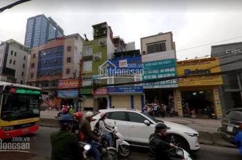 Mặt phố Trường Chinh 7m mặt tiền, 80m2 x 3 tầng vị trí đẹp, vỉa hè để xe nhận nhà ngay: 0986241801