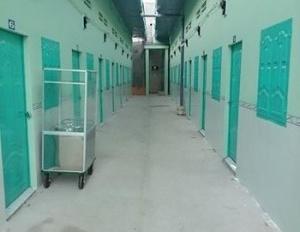 Bán gấp dãy trọ 10 phòng Tỉnh Lộ 8, 200m2, giá 980tr, sổ hồng riêng, 0778872441
