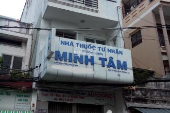 Cho thuê nhà mặt tiền 3A đường Đề Thám, Phường Cô Giang, Quận 1