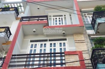 Bán nhà mặt tiền đường Nguyễn Văn Khối, phường 11, Gò Vấp, DT: 4 x 15,5m. Giá 6,7 tỷ TL