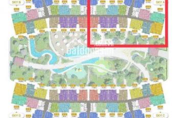 Siêu căn hộ đẳng cấp quận Hai Bà Trưng, ban công Đông Nam, view quảng trường, hỗ trợ vay 75%