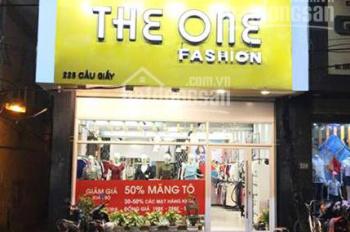 Nhượng lại cửa hàng tại 228 Cầu Giấy, Hà Nội