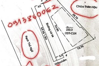 Bán nhà rất đẹp sát bên Chùa Bà cũ, hẻm xe hơi Nguyễn Tri Phương, Chánh Nghĩa, TDM, Bình Dương