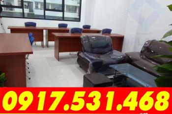 Cho thuê VP 45m2 - 50m2 tòa VP mới xây gần ngay Hoàng Sâm, giá 8 triệu/th LH: 0921.389.255