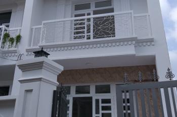 Bán nhà lầu mới xây đường Quốc Lộ 50, gần cầu Ông Thìn Bình Chánh, 650 triệu - 1,7 tỷ LH 0909410830