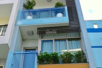 Bán nhà cực đẹp 3 tầng HXH 766 đường Cách Mạng Tháng 8. DT: 4.5x15m vuông vức, giá shock: 8.6 tỷ
