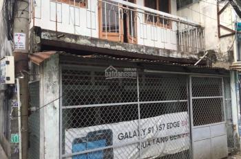 Bán đất thổ cư, có nhà nát, đường Nguyễn Tri Phương, Dĩ An, gần ĐH ngân hàng Thủ Đức, giá 1.25 tỷ