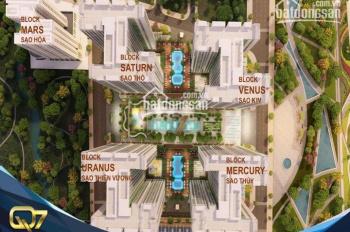 Q7 SaiGon Riverside giá chỉ 1,55 tỷ /căn. Ưu đãi hấp dẫn, LH 0909483489