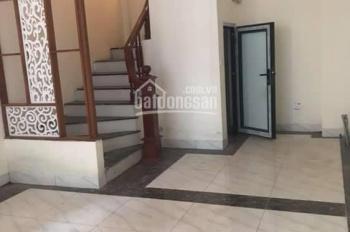 Chính chủ bán nhà riêng 5 tầng đẹp ngõ 116 phố Đại Từ, sân rộng ngõ thoáng, sổ đỏ