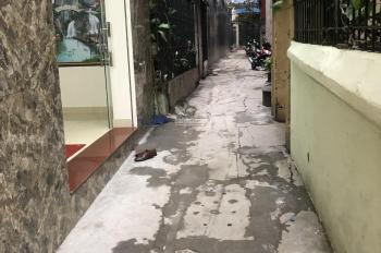 Bán đất Dịch Vọng Hậu, Cầu Giấy, Hà Nội, DT 105m2, MT 4,6m, giá 48tr/m2