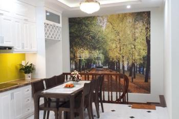 Bán nhà xây mới mặt tiền 5m Văn Phú 1, Hà Đông vị trí cực đẹp full nội thất 6,5 tỷ. LH 0988291531