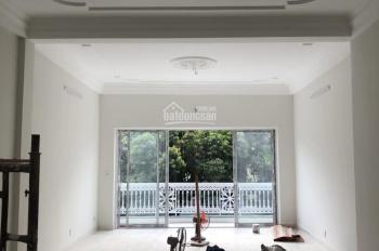 Cho Thuê nhà nguyên căn mặt tiền đường Ngô Bệ, nhà mới xây đẹp, dt 5x21.5m , LH: 0981742576