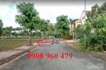 Chính chủ bán lô đất dự án An Hạ Lotus Bình Chánh, mặt tiền đường 24m, giá tốt 9tr/m2, bao xây dựng