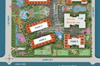 Cho thuê shophouse căn góc Times City Park Hill, 231m2, giá 117 tr/th, vị trí đắc địa thuận tiện
