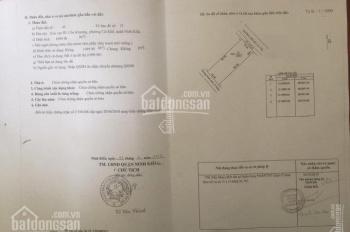 Bán đất nền biệt thự Đ Nguyễn Hữu Cầu (ĐS 17 cũ) khu Vạn Phát Cồn Khương, TDT trên 100m2, TC 100%