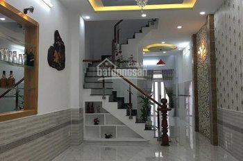 Bán nhà MT DC7, Sơn Kỳ, Tân Phú. DT: 4x25m