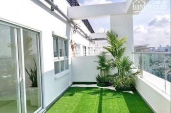 CH thông tầng giá rẻ nhất quận 7 có sân vườn, mặt sông Sài Gòn chỉ 5 căn duy nhất, LH: 0901410358