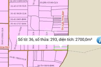 Tôi cần bán gấp lô đất Phú Thạnh, góc 2 mặt đường quy hoạch ở nông thôn, LH: 0902.429.778