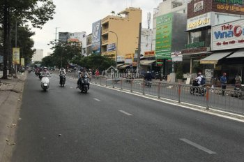 Bán nhà mặt tiền đường Hà Tôn Quyền, P6, Quận 11. DT: 3.3x14m, 6 tầng thang máy