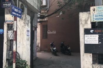Cho thuê nhà ngõ 123 Văn Cao, Ba Đình, diện tích 33m2*5 tầng, 3PN, giá 12 triệu/tháng