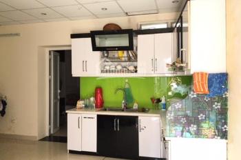 Cho thuê căn hộ 70m2 ngõ 1194 Láng gần ĐH GTVT, 0915330405, 2PN, 01PK, 02 vs có điều hòa, NL