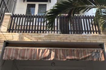 Bán nhà hẻm xe auto 18/40 Nguyễn Cửu Vân, P. 17, Bình Thạnh, an ninh, yên tĩnh cách sở thú 900m