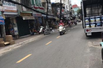 Cho thuê 97A nhà mặt tiền nguyên căn đường Ký Con, Phường Nguyễn Thái Bình, Quận 1. DT: 4*18m