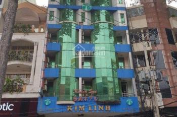 Bán nhà hầm 7 lầu thang máy 18 phòng CHDV đường Nguyễn Văn Giai, Q.1. Giá siêu rẻ chỉ 36 tỷ