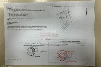 0901770047 Bán đất KĐT Ngân Câu-Ngân Giang 191,4m2, 3,2 tỷ lô góc, Điện Ngọc, Điện Bàn, Quảng Nam