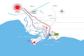 Bán gấp lô đất nền phố biển ven sông Cửa Lấp, Vũng Tàu, 100m2. LH: 0946 334 248