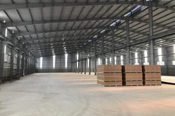 Cho thuê kho xưởng DT: 1000m2, 1500m2, 3000m2, 5000m2-10.000m2 tại KCN Thạch Thất Quốc Oai, Hà Nội